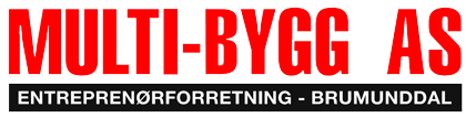 Multi-Bygg AS Logo